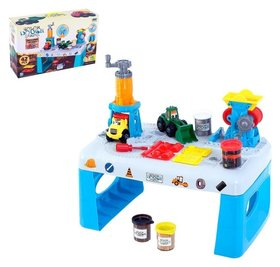 Игровой модуль «Фабрика» с пластилином, 42 элемента