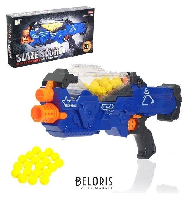 Бластер «Рейн», стреляет мягкими пулями, работает от батареек NNB