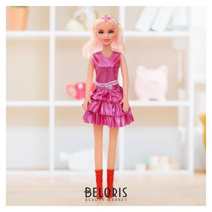 Кукла «Наташа» в платье, высота 41 см NNB