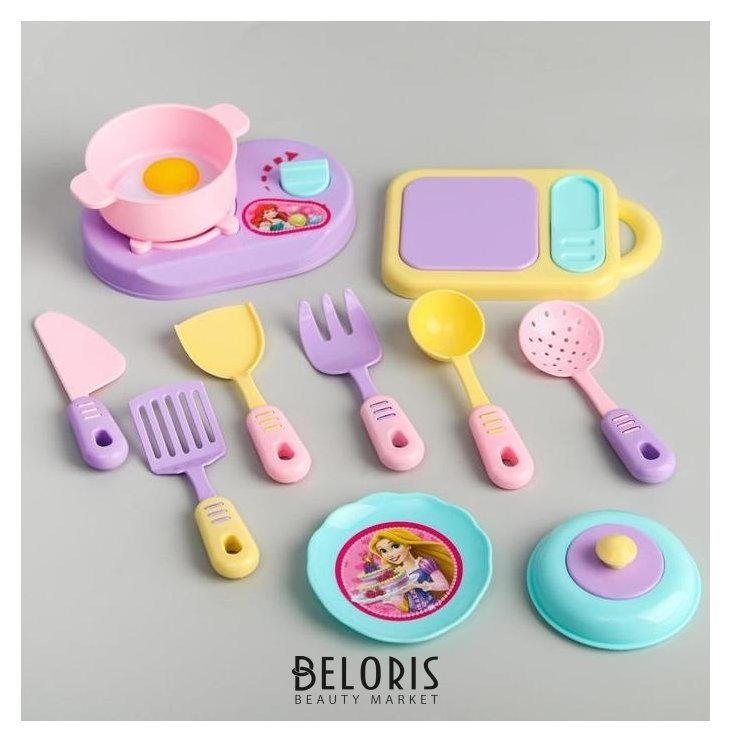 Игровой набор «Мини-кухня», принцессы Disney