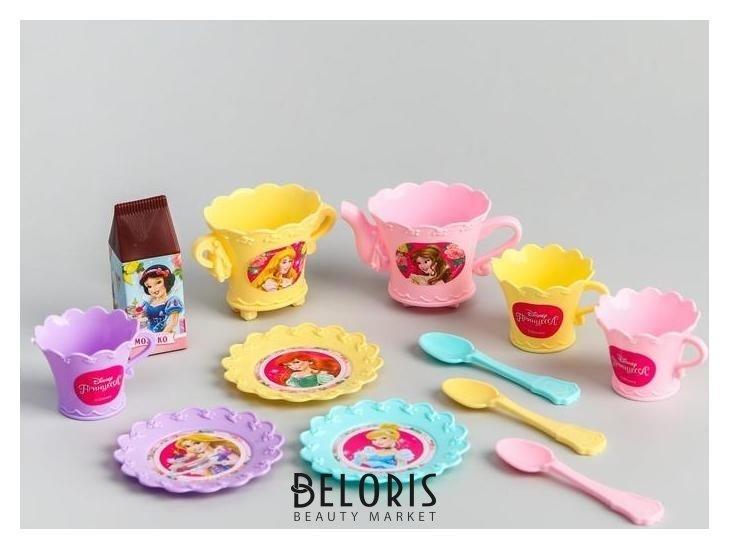 Игровой набор «Чайный», принцессы Disney