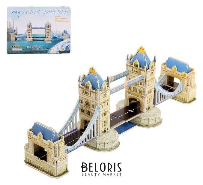 Конструктор 3D «Лондонский мост», 41 деталь NNB