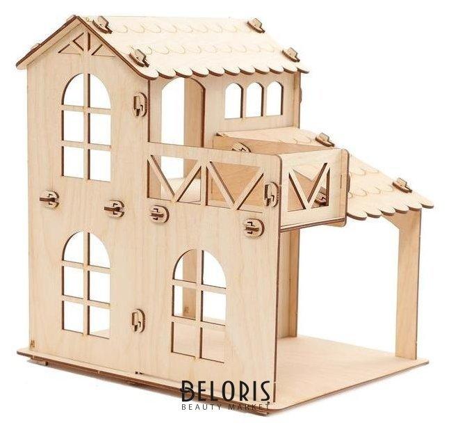 Конструктор из дерева домик «Радость» Polly