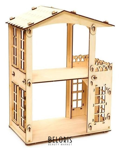 Конструктор из дерева домик «Восторг» Polly