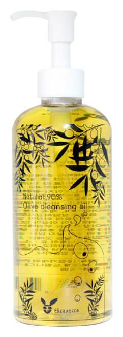 Гидрофильное масло с 90% содержанием натурального масла оливы Elizavecca