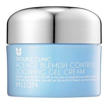 Крем-гель для проблемной кожи Acence Blemish Control Soothing Gel Cream Mizon