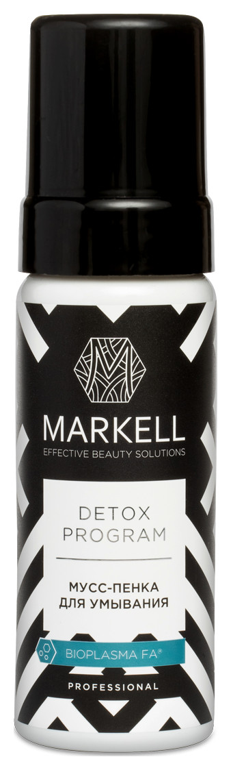 Мусс-пенка для умывания  Markell