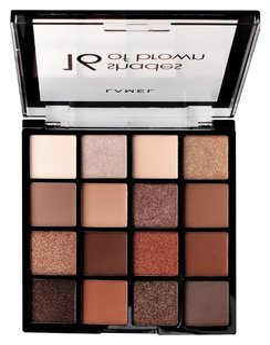"Тени для век ""16 Shadow of Brown""  Lamel Professional"