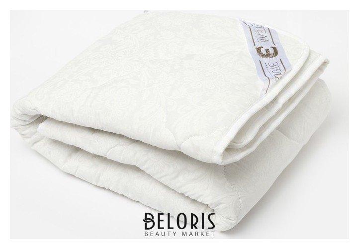 Одеяло «Этель» лебяжий пух 172×205 см, поплин, 300 г/м² Этель