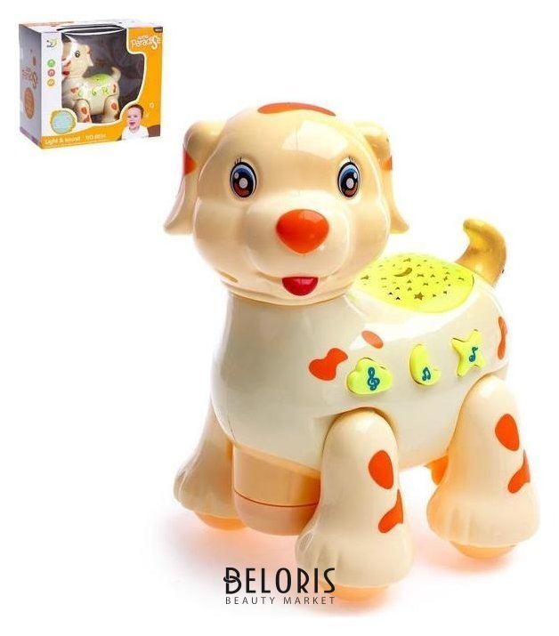 Музыкальная игрушка «Далматинец», световые и звуковые эффекты NNB
