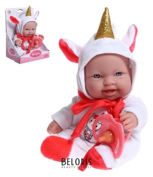 Пупс «Малыш» в костюмчике с аксессуаром NNB