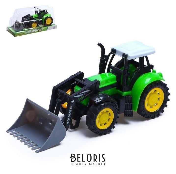Трактор инерционный «Сельскохозяйственный» NNB