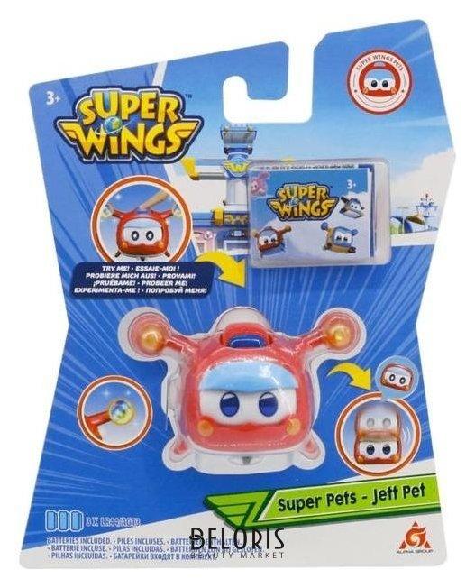 Фигурка «Супер питомец джетт» Super wings