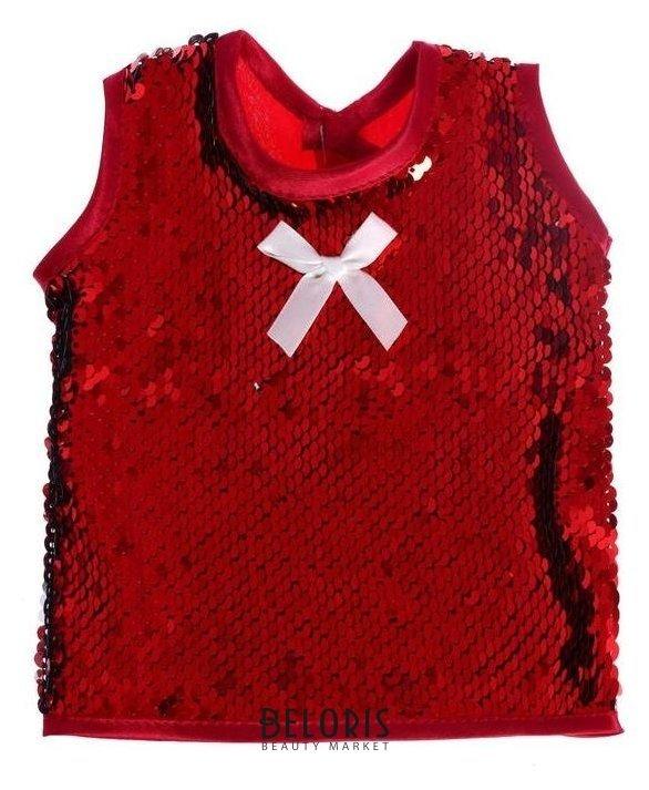 Одежда для кукол «Сарафан с пайетками» Colibri