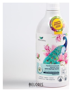 Пробиотический арома-гель для мытья пола Чувственное настроение суперконцентрат, 750 мл AromaCleaninQ