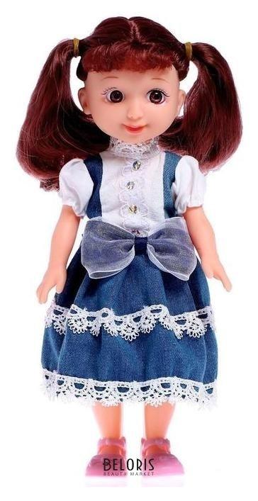 Кукла классическая «Полина» в платье NNB
