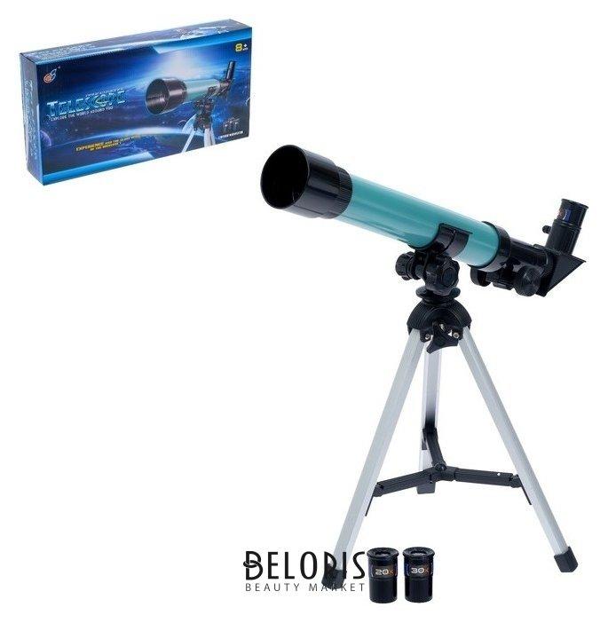 Игрушка детская телескоп «Юный астроном», с аксессуарами NNB