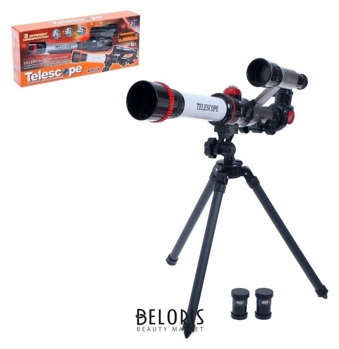 Игрушка детская телескоп «Юный астроном» NNB