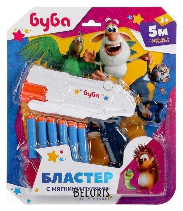 Бластер «Буба» мягкие пули Играем вместе