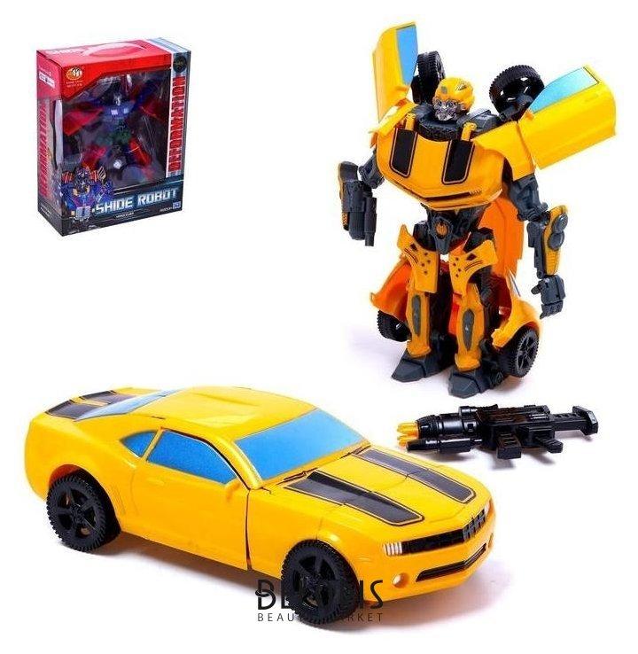 Робот «Защитник планеты», трансформируется NNB