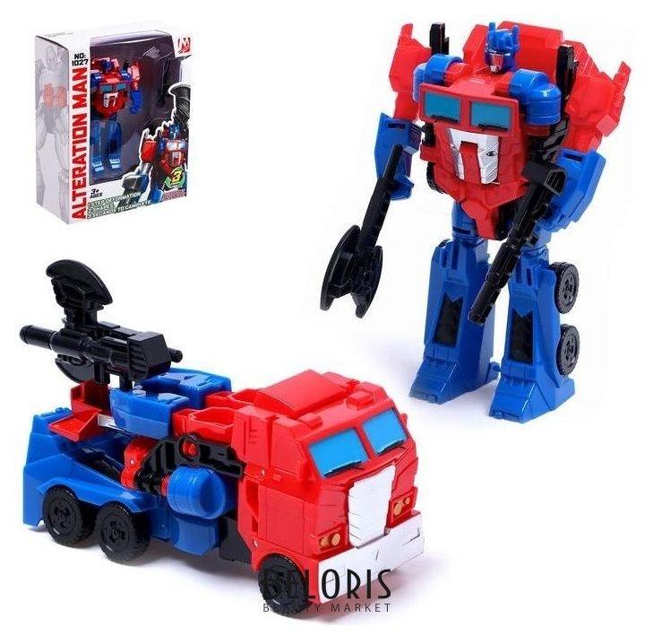 Робот «Автобот», трансформируется NNB