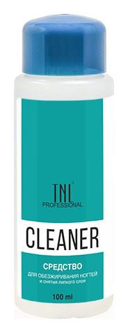 Средство для обезжиривания ногтей и снятия липкого слоя  TNL Professional