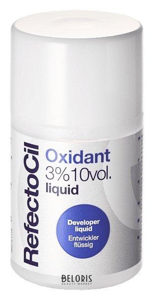 Купить Окислитель для волос Refectocil, Жидкий растворитель для краски 3% Oxidant loquid, Австрия