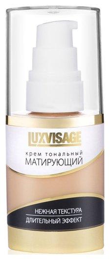 Матирующий тональный крем  Luxvisage