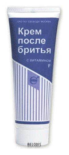 Купить Крем для лица Свобода, Крем после бритья с витамином F, Россия