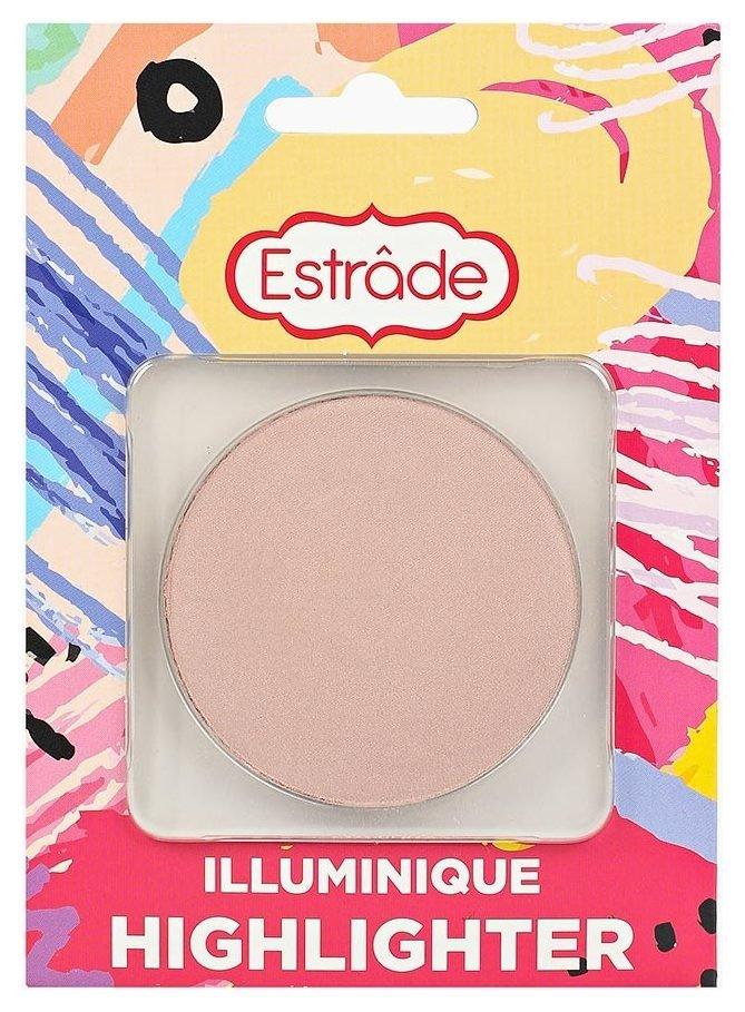 """Хайлайтер для лица и тела """"Illuminique""""  Estrade"""