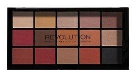 Палетка теней для век ReLoaded Eyeshadow Palette Makeup Revolution