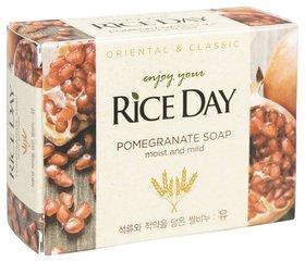 "Мыло туалетное гранат и пион ""Rice Day""  LION"