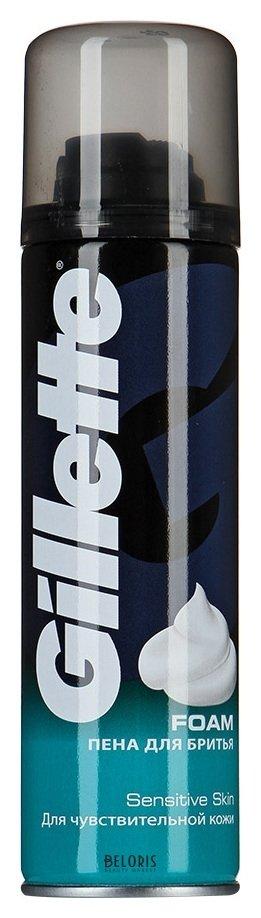 Пена для тела Gillette