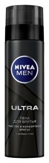 Пена для бритья Ultra  Nivea