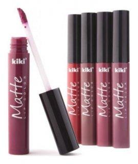 Помада для губ жидкая Matte lip color  Kiki