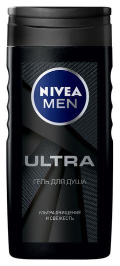 """Гель для душа """"Ultra""""  Nivea"""