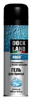 Гель для бритья Aqua