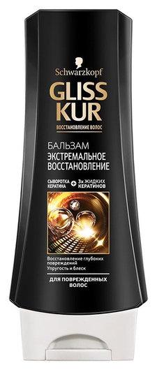 """Бальзам для волос""""Экстремальное восстановление""""  Gliss Kur"""