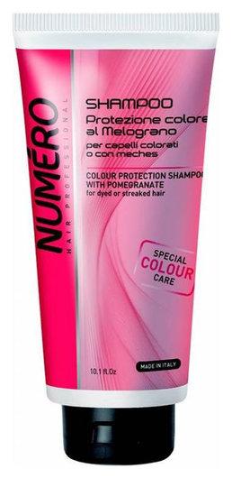 Маска с экстрактом граната для окрашенных мелированных волос  Brelil Professional