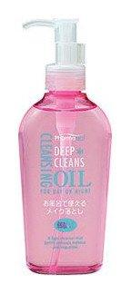 Масло гидрофильное для глубокого очищения кожи и снятия стойкого макияжа  KUMANO