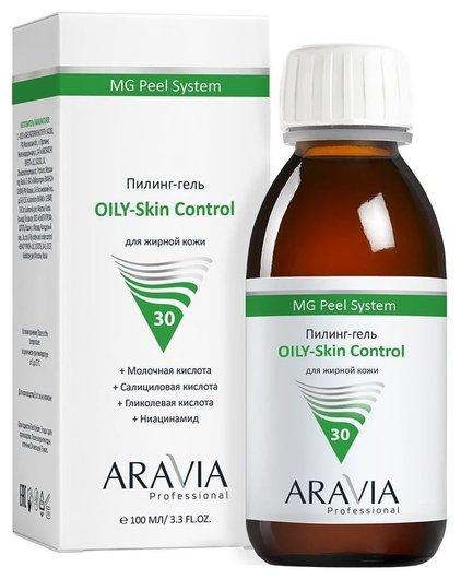 "Пилинг-гель ""OILY-Skin Control""  Aravia Professional"