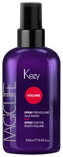 Спрей для прикорневого объёма Spray per volume alle radici Kezy