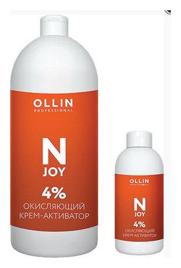Окисляющий крем-активатор N-Joy 4%   OLLIN Professional