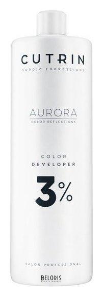 Купить Окислитель для волос Cutrin, Окислитель 3% AURORA, Финляндия