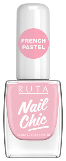 Лак для ногтей Nail Chic French Pastel  Ruta
