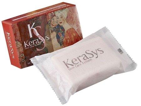 Мыло косметическое Silk Moisture  KeraSys