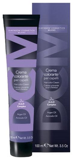 DCM Hair Color Crem HOP Comhlex  Lisap Milano