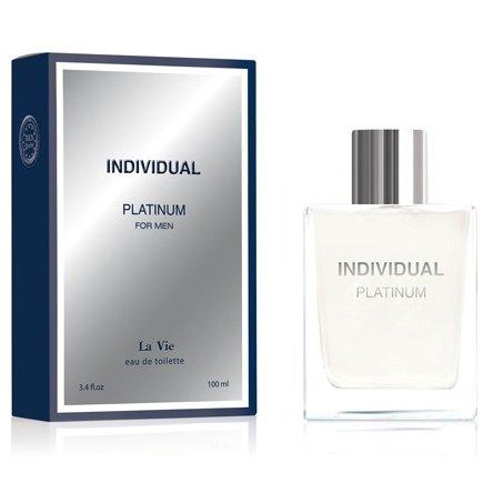 """Туалетная вода """"Individual platinum""""  Dilis Parfum"""