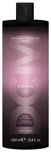 Шампунь для восстановления окрашенных волос и защита цвета с Keratin Complex  Lisap Milano