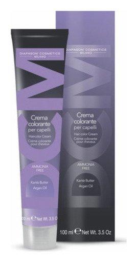 Безаммиачный краситель для волос DCM Hair Color Crem Ammonia Free  Lisap Milano